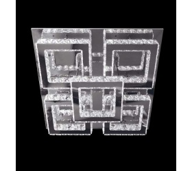 PLAFON CRISTAL LED 55W 60CM 101083