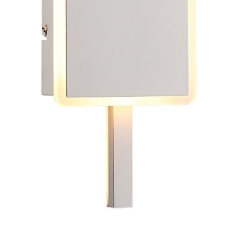 ARANDELA LINA BRANCO LED 24W BELLA CD004W